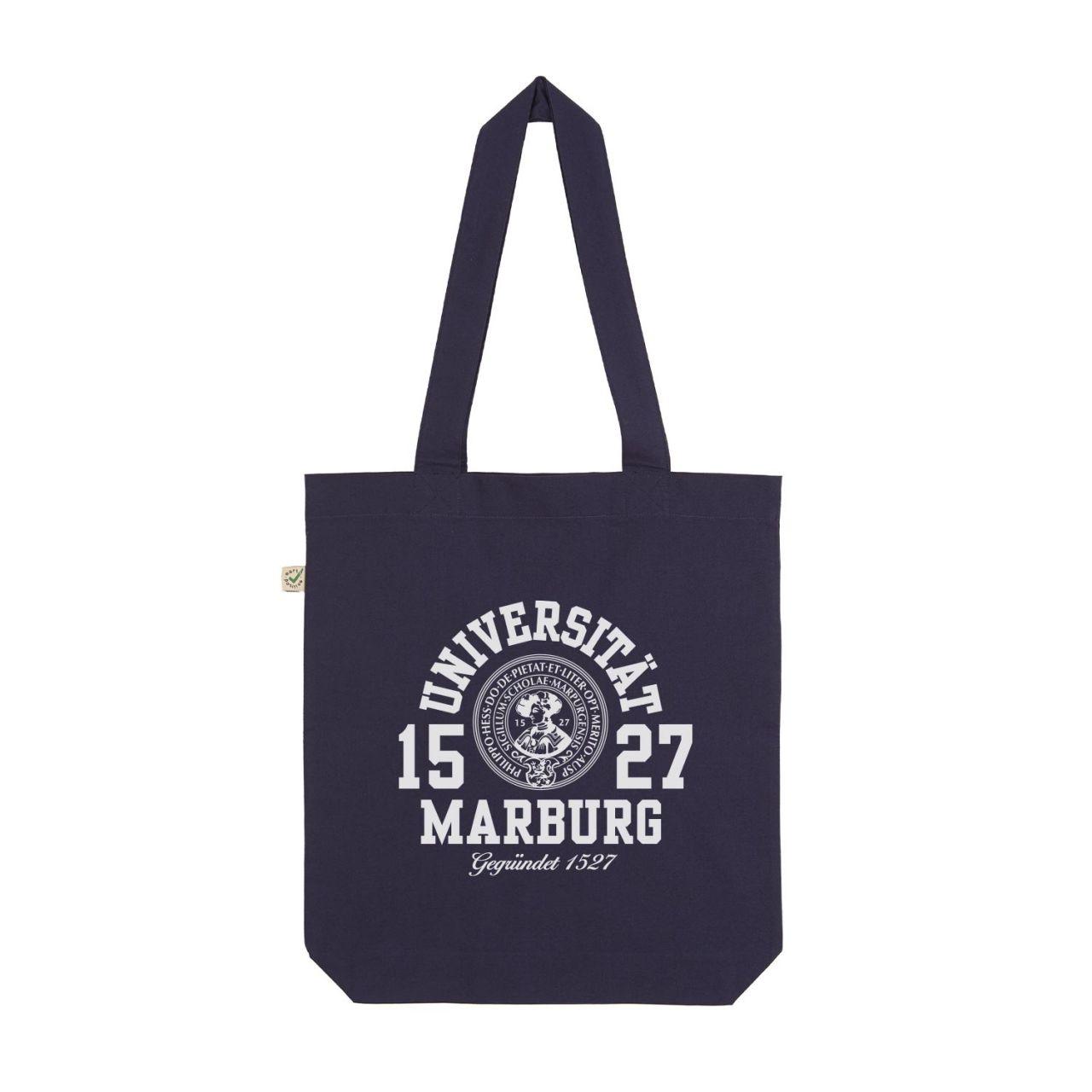 Tote Bag, navy, marshall