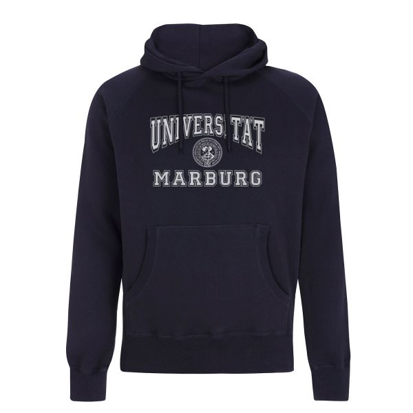 Unisex Hooded Sweatshirt, navy, classic